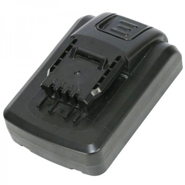Batterij geschikt voor de WORX WX152 batterij WX166, WA3528