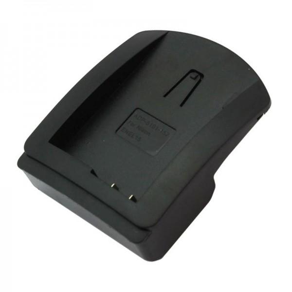 Laadstation geschikt voor Nikon EN-EL15 batterij, alleen geschikt voor lader 5101/5401 (152)