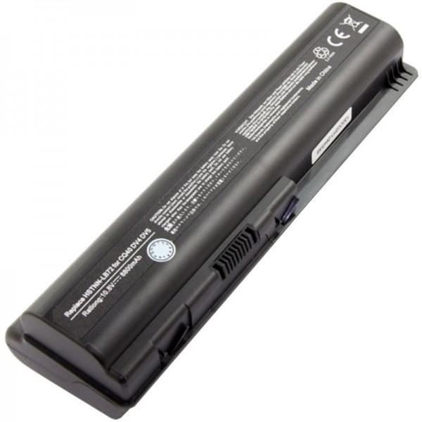 Accu geschikt voor Compaq Presario CQ61, 10.8V 8800mAh 95Wh