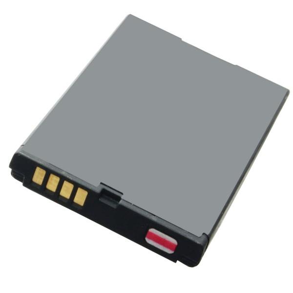 AccuCell-batterij geschikt voor BlackBerry 8800, 950mAh