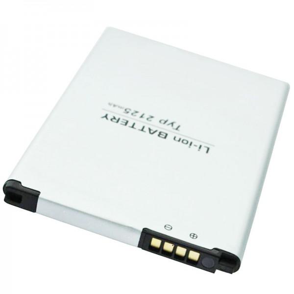 BL-46ZH vervangende batterij geschikt voor de LG BL-46ZH batterij EAC63079701 3.8 volt