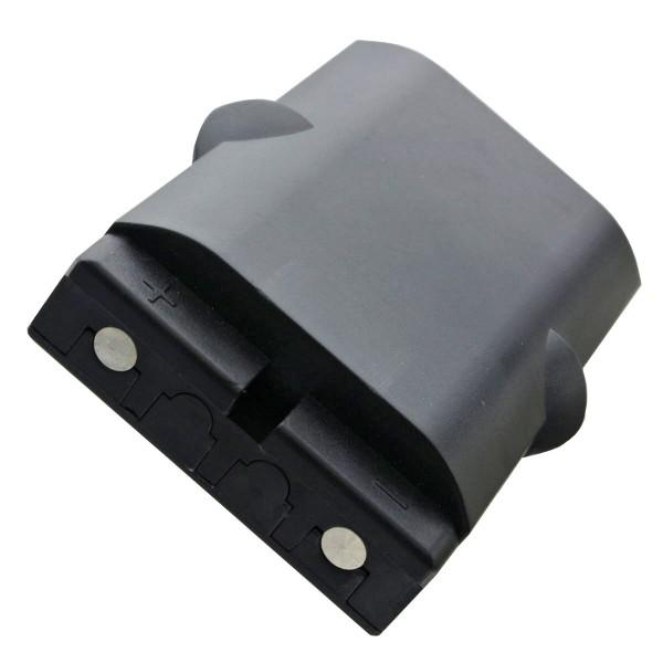 Batterij geschikt voor Ikusi 2303691, BT06 batterij 7,2 volt 600mAh