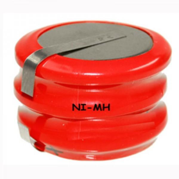 Varta 3 / V250H NiMH oplaadbare NiMH-knoopcel