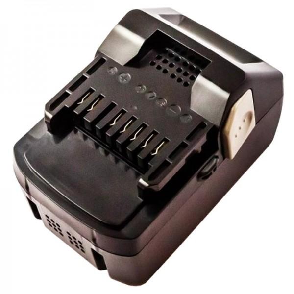 Accu geschikt voor Hitachi BSL 1815X, BSL 1830, BSL 1840, 330067, 330068, 330139, 330557, 3Ah
