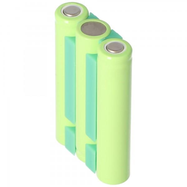 Batterij geschikt voor Motorola T2288, V2288, MC2-41H11, 5/4 AAA
