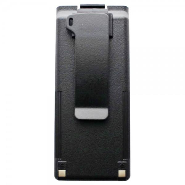 Batterij geschikt voor ICOM IC-F3, IC-F4, BP-196 NiCd batterij 1100mAh
