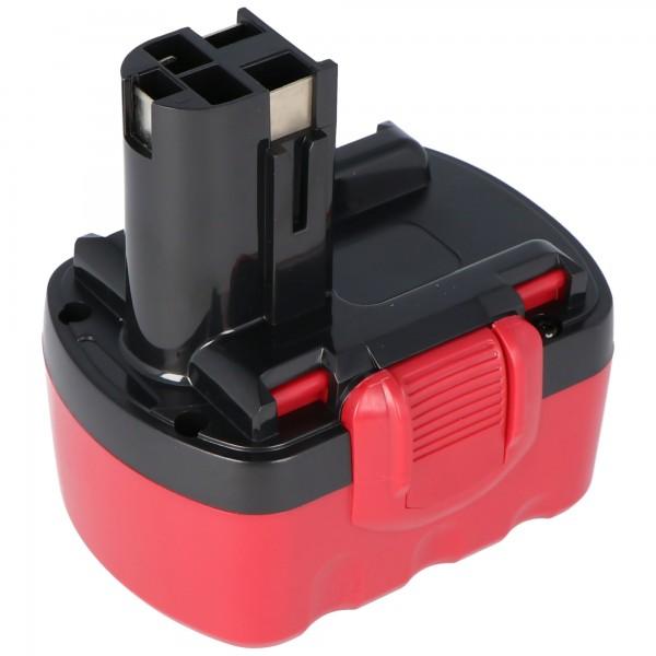 Accu geschikt voor Bosch GSR 14.4 VE-2, 2607335276 NiMH 3.0 Ah