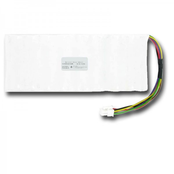 Batterij geschikt voor Husqvarna 5350962-01, 5350636-01, NiMH 6Ah