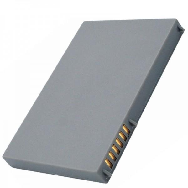 AccuCell-batterij geschikt voor HP iPAQ HW6500, HW6510, HW6515, FA404