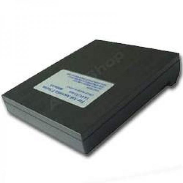AccuCell-batterij geschikt voor AST Ascentia P-serie, 5400 mAh