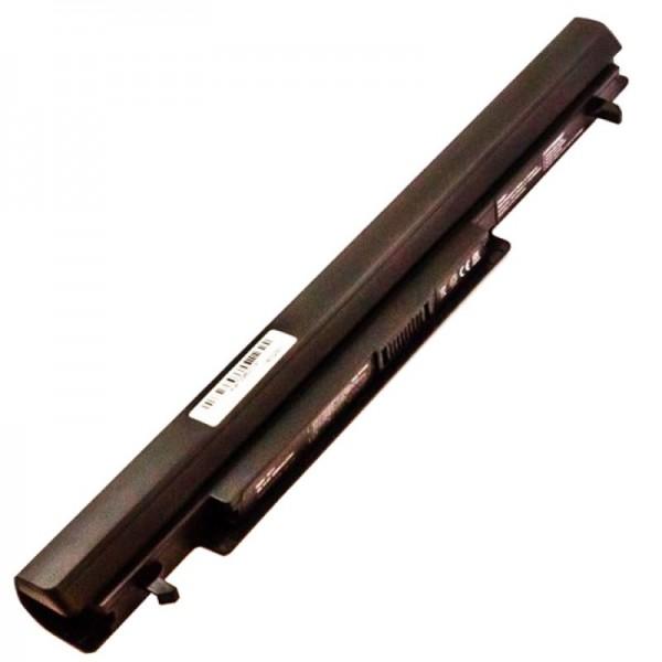 Batterij geschikt voor de Asus A46 batterij A32-K56, A31-K56, A41-K56, A42-K56, 2200mAh