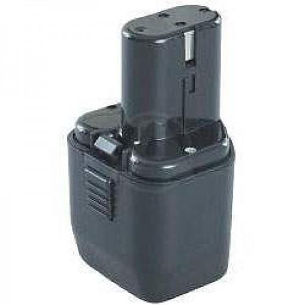 AccuCell-batterij geschikt voor Hitachi APHT 12 volt 1,4 Ah