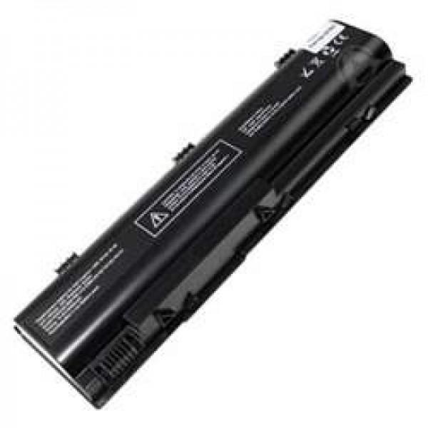 AccuCell-batterij geschikt voor Dell Inspiron 1300, 4600 mAh / 51 Wh