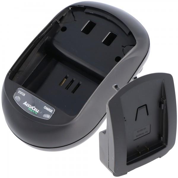 Snellader geschikt voor Panasonic VW-VBN130 EK, VW-VBN260