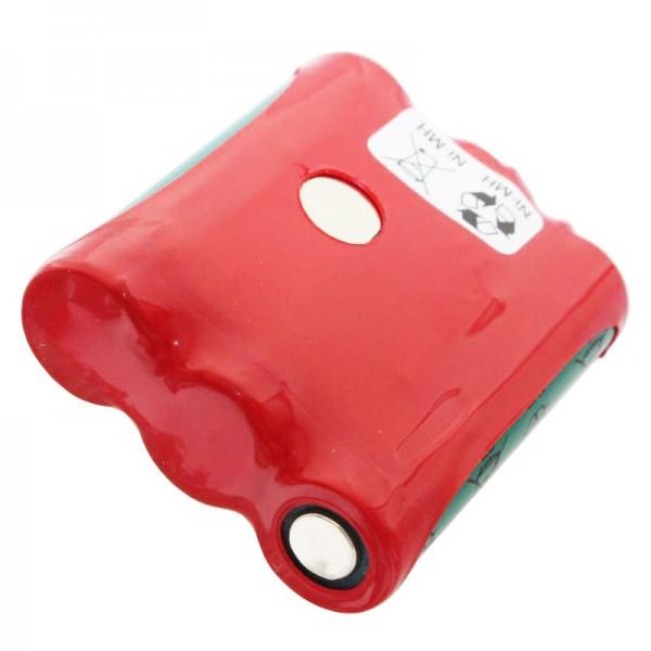 AccuCell-batterij geschikt voor Percon PT2000, PSC PT2000