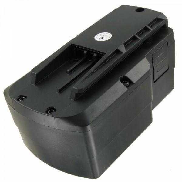 Accu-imitatie geschikt voor FESTO TDK 15.6 15.6 volt 2000mAh NiMH-batterij