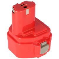 Batterij geschikt voor Makita 1220, 1222, 1233, 1234, 1235 12V 2.0Ah