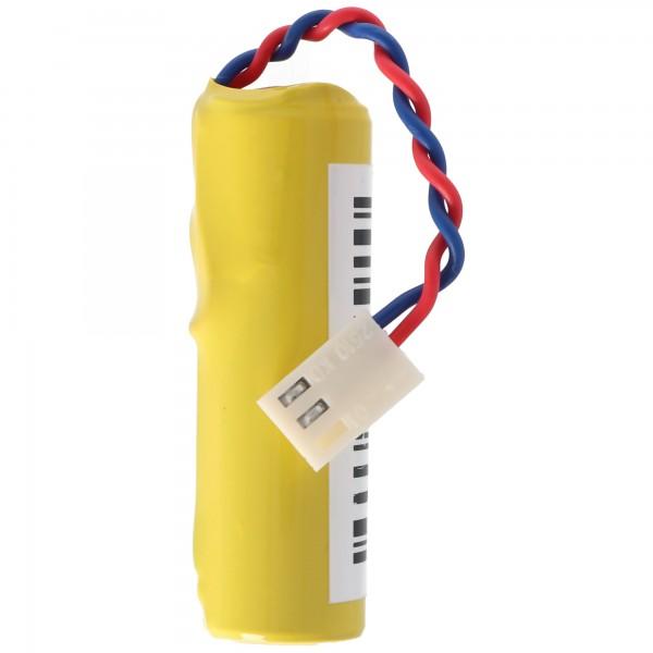 Batterij precies geschikt voor de Daitem BATLi04 batterij FAS 2901/2