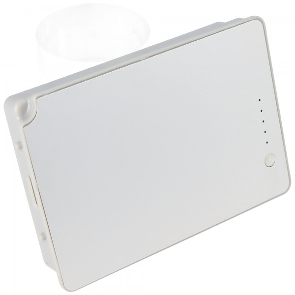 """AccuCell-batterij geschikt voor Apple PowerBook G4 15 \ """"M9325G / A, A1148, A1045, A1078, 5200 mAh"""