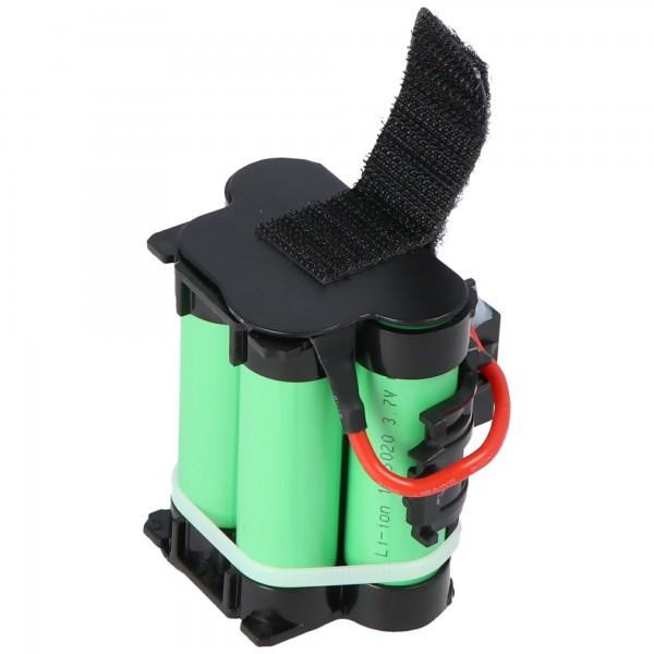1500 mAh batterij geschikt voor de Gardena 574 47 68-01 batterij R40Li, R45Li, R70Li, R80Li, Automower 105, 305, 308