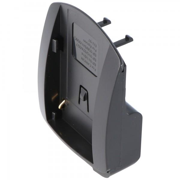 Laadstation voor Canon-batterij BP-911, BP-914, BP-915, BP-924, BP-927