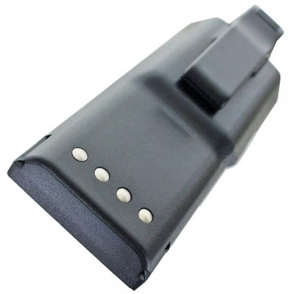 Batterij geschikt voor Motorola GP300, HNN9628A, NiCD 1200mAh