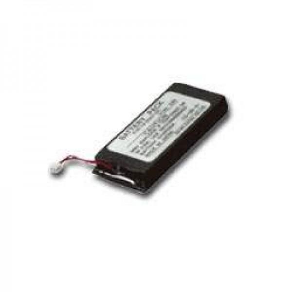 AccuCell batterij geschikt voor Handspring Visor, 1700mAh