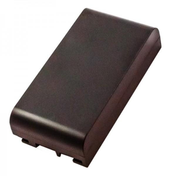 AccuCell-batterij geschikt voor de Leica 667318-batterij FS281, GEB111, GEB112