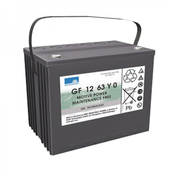 Sonnenschein Dryfit GF12063YO accukabel PB 12Volt 63Ah