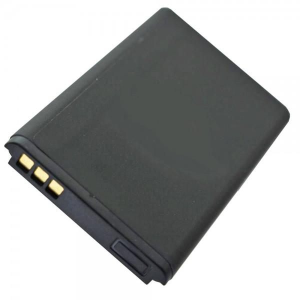Midland type BATT11L-batterij van AccuCell voor XTC300, XTC350