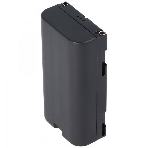 AccuCell-batterij geschikt voor Hitachi VM-BPL13, VM-BPL27, VM-BPL30