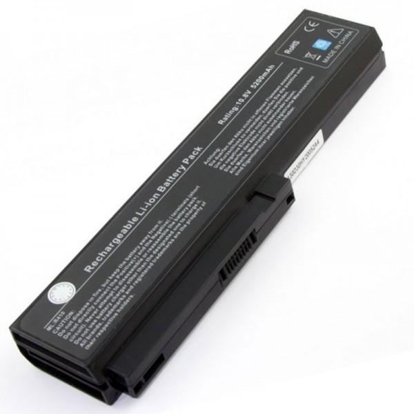 LG R410-batterij, R510, R580 als vervangende batterij van AccuCell 10,8 volt 5200 mAh