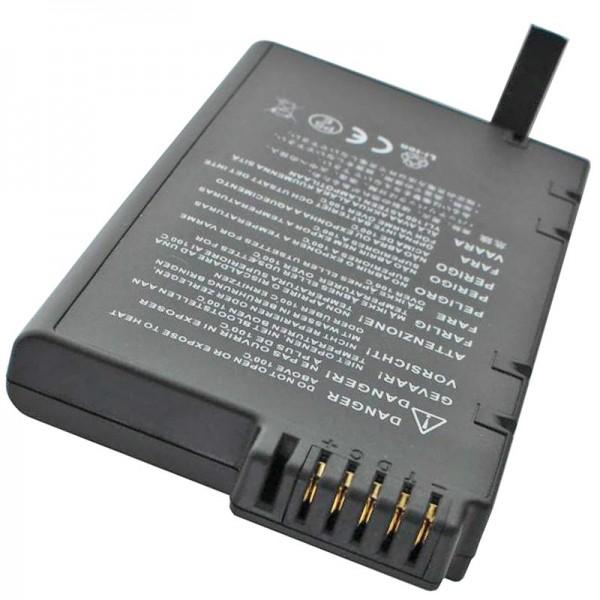 Samsung GT 8850 compatibele oplaadbare batterij van AccuCell