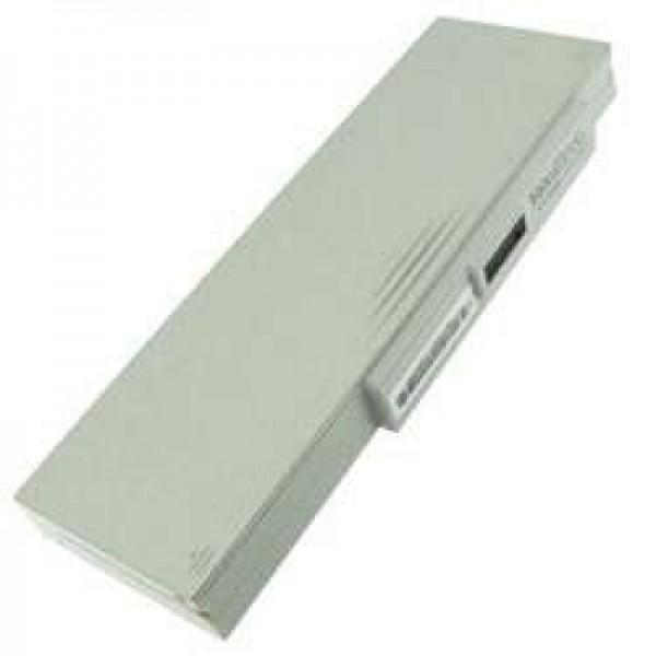 AccuCell-batterij geschikt voor Medion MIM2050, 4000 mAh (alleen zwart)