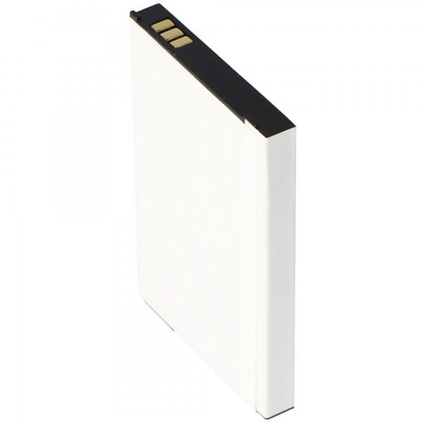 Batterij geschikt voor Philips Avent SCD530 Li-Ion batterij BYD006649, BYD001743