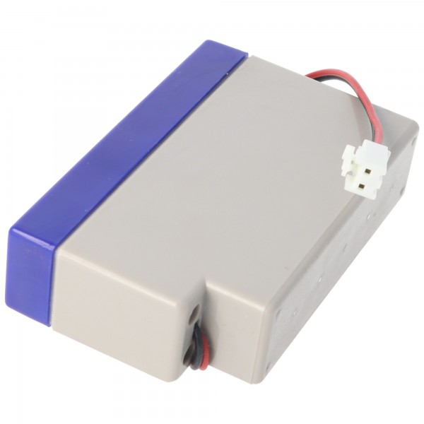 UL0.8-12S Ultracell loodbatterij 12 volt 0.8Ah met kabel en JST-connector