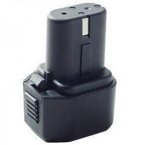 AccuCell-batterij geschikt voor Hitachi APHT-SL 7.2V-2.0Ah