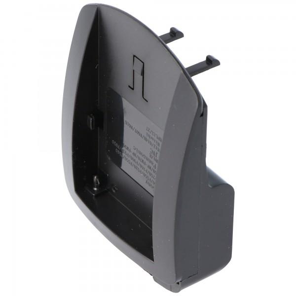 AccuCell-laadstation geschikt voor de Hitachi-batterij VM-BPL13, VM-BPL27 ...