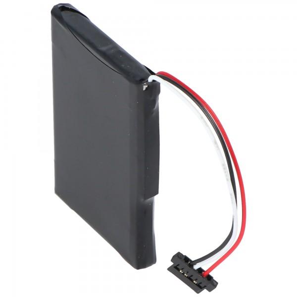 Batterij geschikt voor de Becker Ready 43 Talk V2 batterij