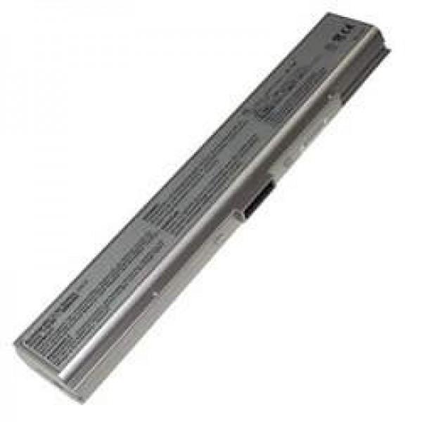 AccuCell-batterij geschikt voor Asus W1000, A42-W1, 4400mAh