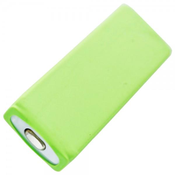 Batterij geschikt voor GP8M NiMH, 800mAh