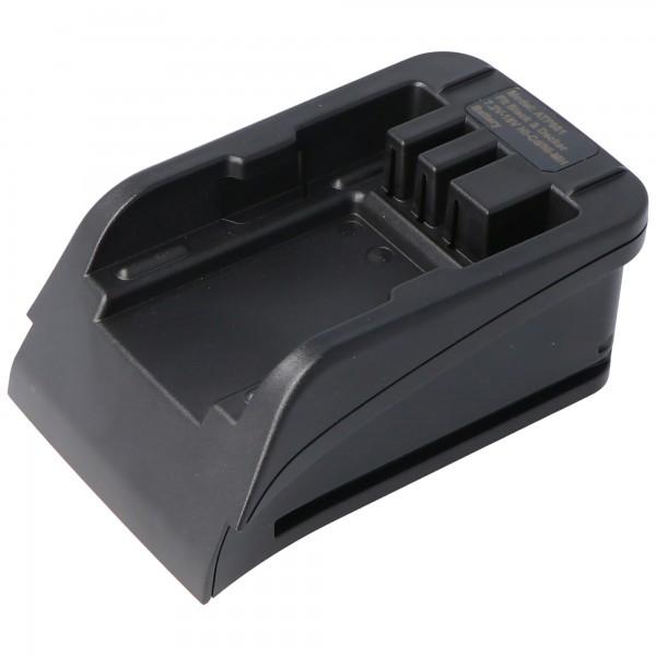Laadadapter kan alleen worden gebruikt met de basislader ACH-1130, geschikt voor de batterij 244760-00, 499936-34, 499936-35, A12, A12EX, A12-XJ, A14, A144, A144EX