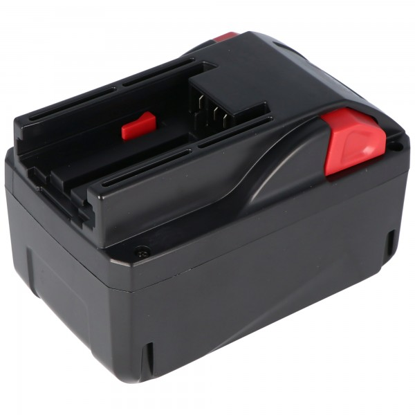 Batterij geschikt voor Milwaukee M28, Würth 0700 956 730 28 volt 4000mAh Li-ion batterij