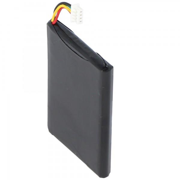 AccuCell-batterij geschikt voor HP iPAQ RZ1710, RZ1715, RZ1717
