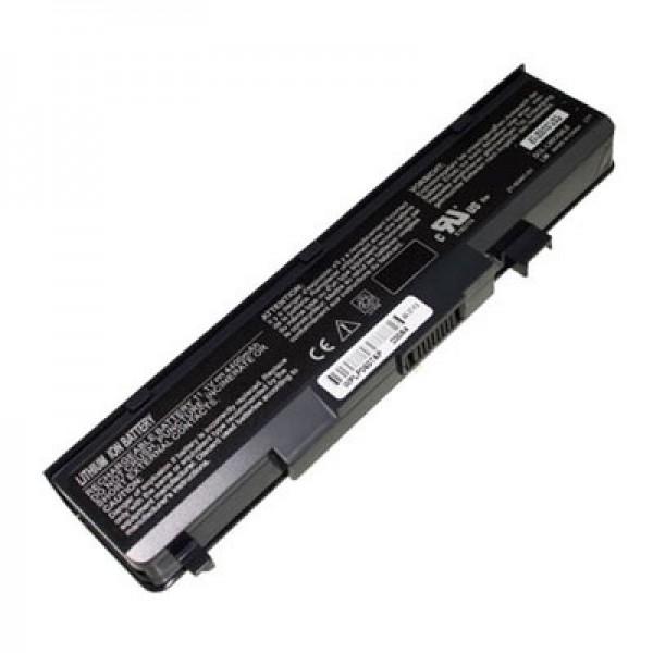 AccuCell-batterij geschikt voor Fujitsu Siemens Amilo Pro V2030, V2035, V2