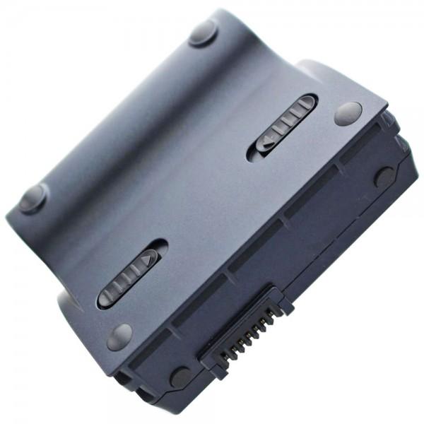 VGP-BPS6 vervangende batterij voor Notebook SONY VAIO VGN-UX17GP, 7,4 volt met 4800 mAh
