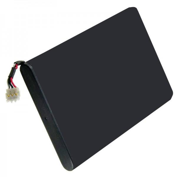 AccuCell-batterij geschikt voor Nokia Lumia 800-batterij BV-5JW met 1450mAh