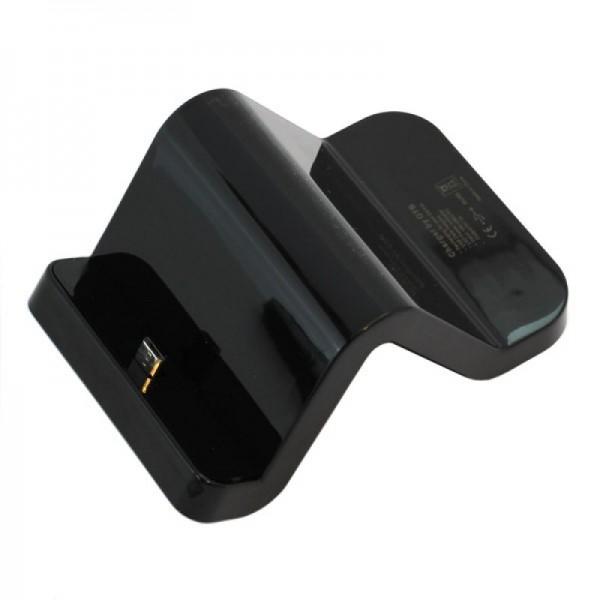 Dockingstation met variabele micro-USB-connector voor veel apparaten