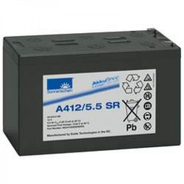 Sonnenschein Dryfit A412 / 5.5SR loodbatterij PB 12Volt 5.5Ah