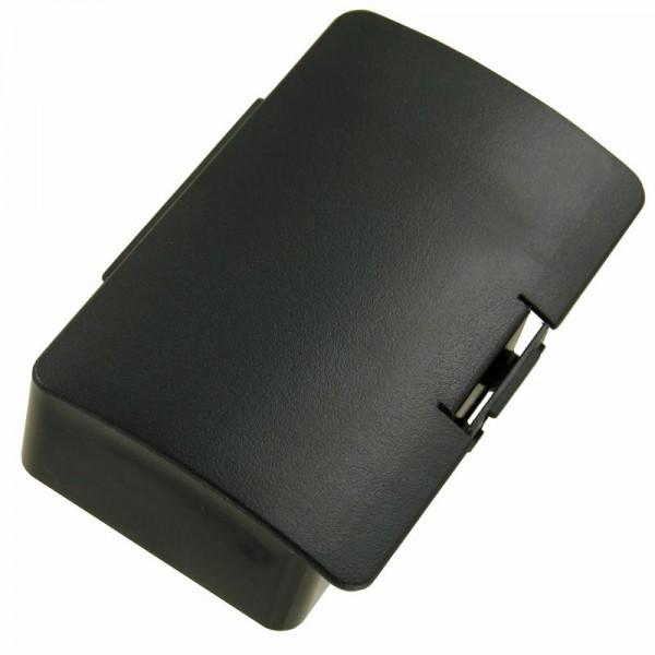 AccuCell-batterij geschikt voor Garmin GPSMAP 276c batterij 2200 mAh